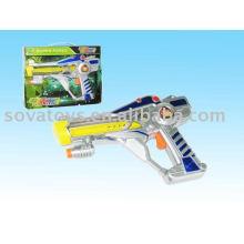 905990496 B / O arma de brinquedo, arma de infravermelhos, arma de brinquedo elétrica com som