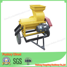 Agricultural Machinery Maize Sheller Electric Motor Mounted Corn Thresher