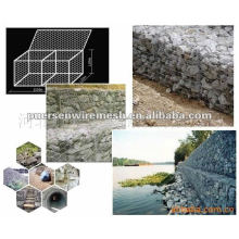 HIgh tensile hexagonal Gabion box