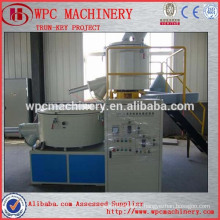 high-speed vertical mixing and cooling machine
