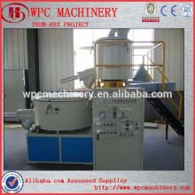 Máquina de mistura e resfriamento vertical de alta velocidade