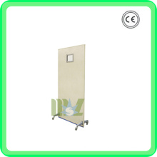 Buy 4 Casters X-ray lead screen - MSLLD02