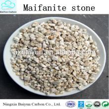 Konkurrenzfähiger Preis medizinische Steinwasserreinigung, medizinischer Steinfiltermedienhersteller, Maifanitstein für Wasserbehandlung