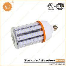 UL Dlc IP64 5000k E39 E40 7500lm 50W luz de bulbo del LED