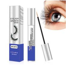 Custom Wholesale Natural Lash Enhancer & Eyebrow Growth Serum