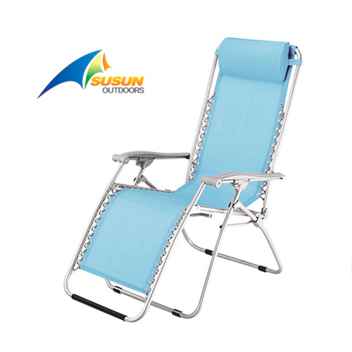 Aluminum Garden Recliner Chair