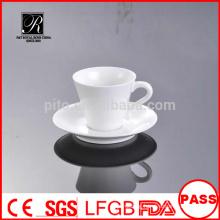 Manufacturer porcelain /ceramic banquet tea cup&saucer coffee cup&saucer