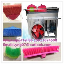 machine manuelle de trimmming de balai / machine de coupe de balai de brosse