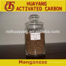 Alto precio del dióxido de manganeso / 99,5 manganeso puro