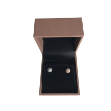 Luxus Brown Pearlized Papier Schmuck Box Set