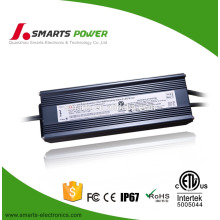 110VAC 24vDC power supply dimmable type 120w 0-10v dimming led driver