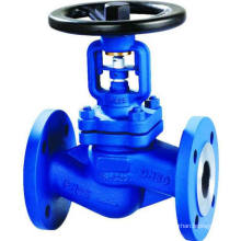 Cast Steel Bellow Sealed Stainless Steel Globe Valve
