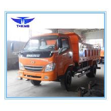 Camion léger diesel de 5 tonnes 120HP / ramasser / mini camion de dumping (ZB3047JDD)