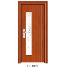 Puerta del dormitorio de la puerta de vidrio (FD-1099)