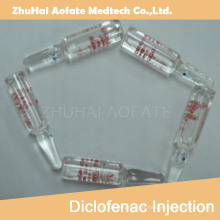 Injection de Diclofenac 4ml