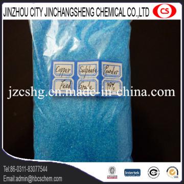 China-Lieferanten-Kristallkupfersulfat mit niedrigstem Preis