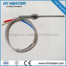 Edelstahl-Sonden-Thermoelement mit hoher Qualität
