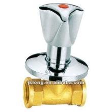J4006 Запорный клапан латунный