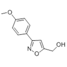 [3-(4-METHOXY-PHENYL)-ISOXAZOL-5-YL]-METHANOL CAS 206055-86-9