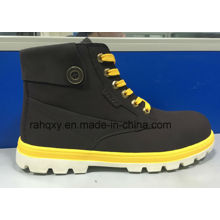 Gentalman Cemented Safety Shoes (HQ16073)
