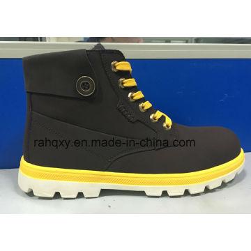 Gentalman cementada calzado de seguridad (HQ16073)
