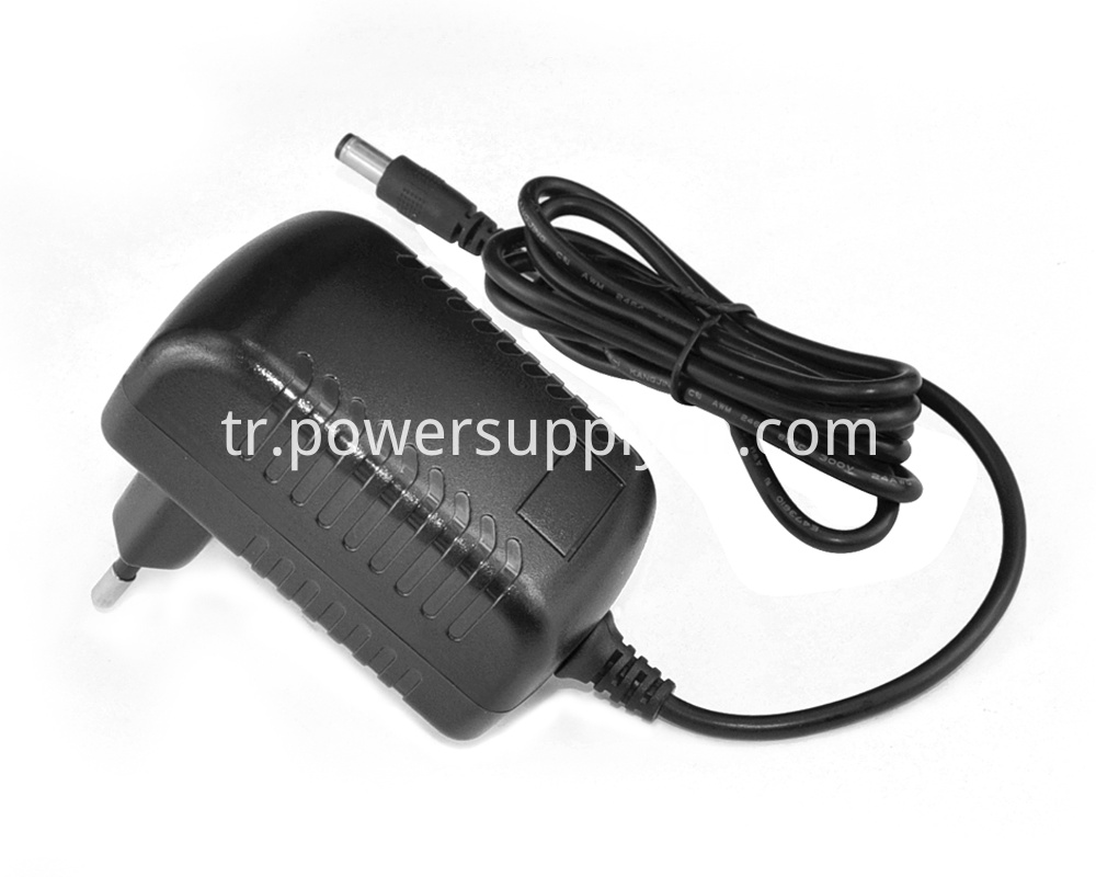EU power 12W plug adaptor