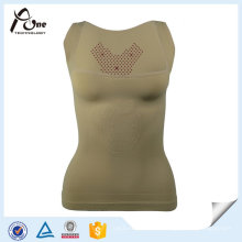 Body Fit Mulheres Shapers Slim Underwear Moda Tank Top