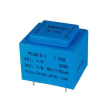 PCB transformer Small transformer 1.5VA Encapsulated transformer