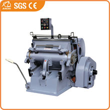 Karton Stanzen & Rillen Maschine (ML750 / ML-930 / ML1040)