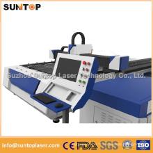 Machine à découper au laser Coupe laser à l'acier / laser Découpage laser à l'acier inoxydable / métal
