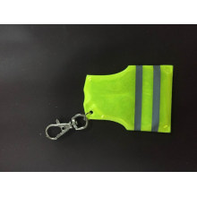 Cheap Gift Soft PVC Rubber Keychain for Promotion (DFZ004)