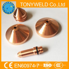 plasma parts nozzle and electrode 220937 220487 220528