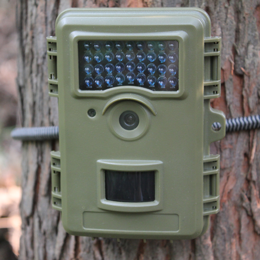 night vision hunting camera