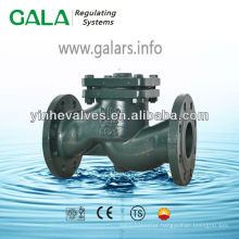 flange type lifting check valve china made in china