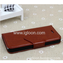 Credit Card Holder Leather Case For Iphone 5 5s