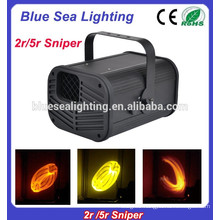 New 2r disco stage effect light Led Stage Lights sniper 2r