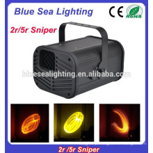 Hot disco feixe de luz spot laser efeito luz elation sniper 5r