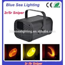 Горячий свет дискотеки лазерный эффект светового снайпера снайпера 5r