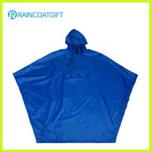 Горячий продавать дешевые дождь доказательство безопасности желтый плащ PVC РВК-113