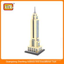 Brique de jouet LOZ diy, brique de jouets éducatifs