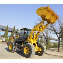 Cargador de 5 toneladas SEM655D Weichai de primeras marcas