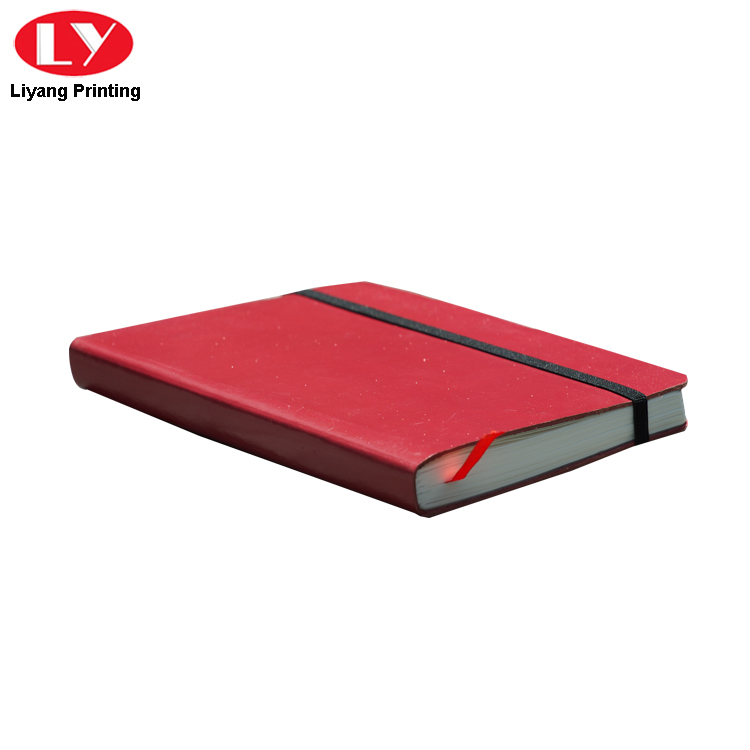 Red Pocket Notebook