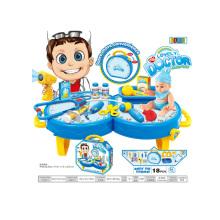 Дети притворяются играть игрушка врач медицинский набор игр (H5931065)