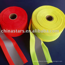 EN471 high visibility Two Tone Reflective tape