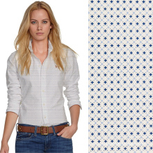 106gsm 50x50 100 cotton full print garment fabric cotton shirt fabric