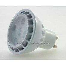 Bulbo do projector do diodo emissor de luz do poder superior 5W GU10 de Downlight da lâmpada Daynight de 30degree