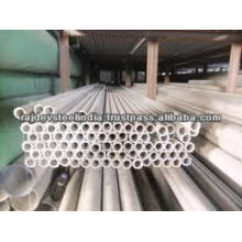 Tubo de acero inoxidable sin costuras AISI 304 de alta calidad