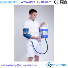 elbow rehabilitation medical cold therapy physiotherapy equipment