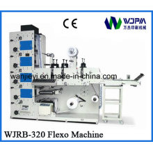 Machine d'impression flexo (WJRB-320)