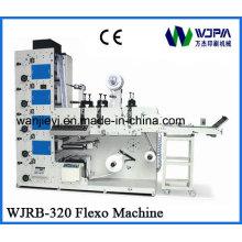 Флексографическая печатная машина (WJRB-320)
